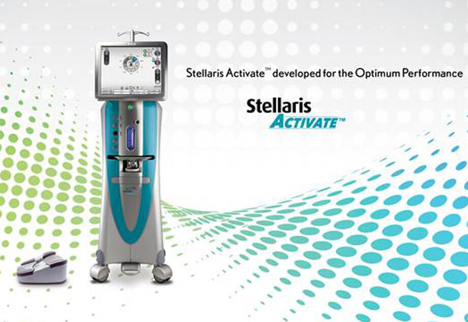Stellaris Activate™ - the latest generation phaco equipment from Bausch +  Lomb b0126baa75